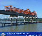 underslung launching gantry crane