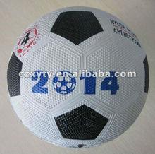 hot sell cheap rubber football,rubber soccer ball