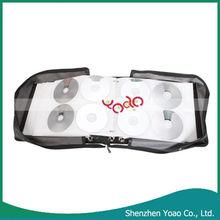 520 Disc PVC Practical CD Storage Red