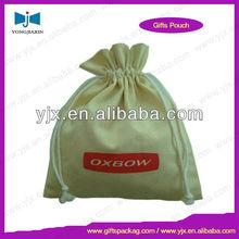 Cotton soccer shoe bag