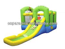 Bounce House Inflatable Bouncer Water Slide Moonwalk Jump Bouncy Castle(wp016)