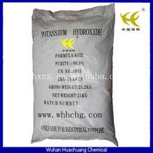 2013 New!! Manufacturing KOH Potassium Hydroxide/ Potash Lye