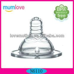 Mumlove Funny Wide Caliber Baby Feeder Nipple.FDA.CE.SGS Certification