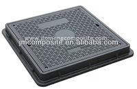 manhole covers en124 d400/heavy duty ductile iron manhole cover/manhole covers sizes 655*655