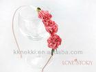 grace flower hair band for girls