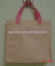 rose reusable foldable shopping bag
