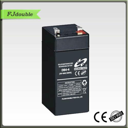 4V 4Ah lead acid dry battery for ups, ups battery