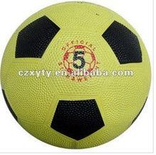 pebble surface colour football