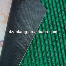 Anti-slip PVC rubber back exhibition carpet doormat