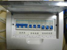 4-38 way MCB electrical Distribution Box