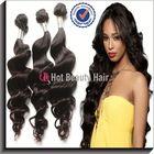 5A virgin peruvian wire hair extension