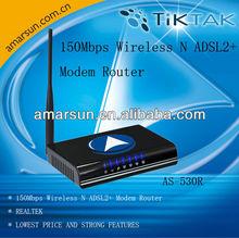 150mbps wifi router ADSL Modem