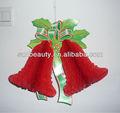 Decoración de la navidad 2013/del árbol de navidad campana/artículos de promoción para la navidad