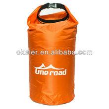 Drift Waterproof Dry Bag 10L for Canoe Floating Camping Orange