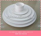 """wholesale white 10.5"""" ceramic dinner plates ,porcelain dinner plates"""