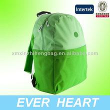 Simple Promotional School Rucksack children Backpack rain cover