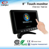 Small 8 inch industrial touch screen monitor/8'' vga lcd touch monitor