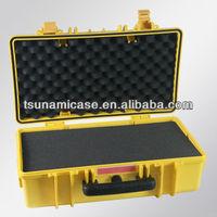 Customer foam tool case optic fiber instrument