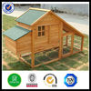 Wooden Chicken House with Metal Tray DXH019