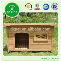 Asphalt Roof Large Dog House DXDH001