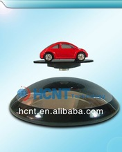 New Technology ! Magnetic Levitating Promotion Display stand, promotion basketball board
