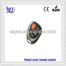 Motorcycle/bicycle lock remote control transmitter YET099