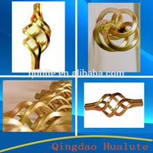 Elegance royal manufacturer wholesale price basket wrought iron