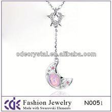 2014 CDE Wholesale lovers necklace pendant