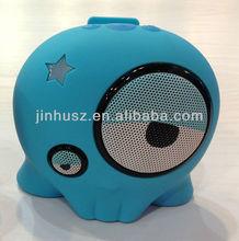 2013 newest design portable bluetooth audio speaker/sound box/amplifier/loudspeaker for mobile phone/iphone/MP3/MP4