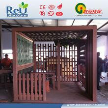 wood plastic composite door frame