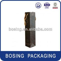 wine paper shopping bag, gift bag