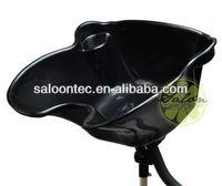 Light Portable Height Adjustable Shampoo Basin Hair Bowl Salon
