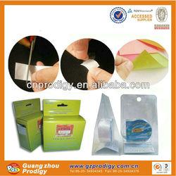 Dia9mm hot melt round sticky dots/hot dot stickers/adhesive sticky dots