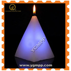 Hotsell Pyramid LED Christmas Candle ,Led window candle,led flickering candle