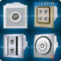Led lámpara de baño de escape del ventilador de tamaño ( Panel de 10 pulgadas, 12 pulgadas )