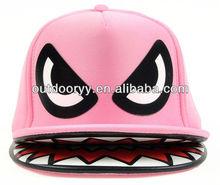 fashion cheap high quality wholesale custom fashion PU mens leather baseball caps for sale