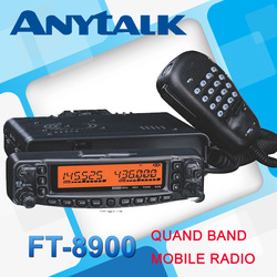 Yaesuu FT-8900 29/50/144/430Mhz FM Quad band transceiver