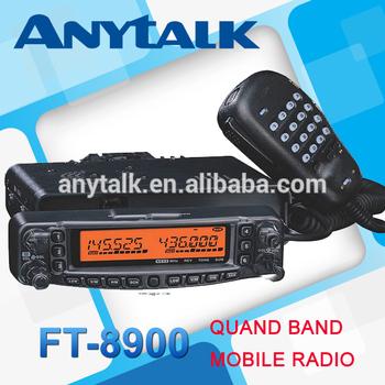 Yaesuu FT-8900 29/50/144/430Mhz FM Quad band transceiver