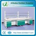 Guangzhou shuokang aluminio de alta calidad de banco de trabajo, muebles de laboratorio