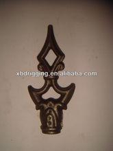 forged iron sliding gate parts