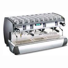 3 Groups safety thermostat espresso coffee machine for commercial