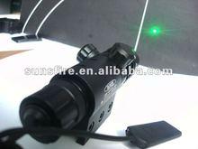 New green dot laser scope for air rifle or shot gun