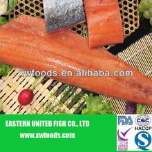 chum salmon fillet