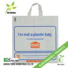 100% corn starch biodegradable tote bags