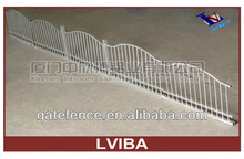 aluminium picket fence & different types picket fences and temporary picket fence