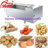 XCJ series automatic brush washing machine fruit and vegetable