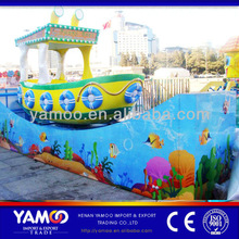Aqua park era spin boat from China supplier for kids and adults