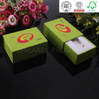 sliding top usb flash drive packaging box with full color printing