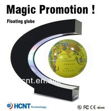 Try new Technology ! Magnetic Floating Globe for Gift item ! candy cane gift bag