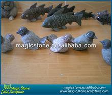 bird figurines garden ornament